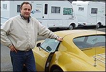 Jon Grasto mener det er like lett å importere bil fra USA som det er fra Europa. (Foto: Privat)