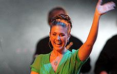 Tone Damli Aaberge vart nummer to i Idol-finalen i vår. Foto: Scanpix