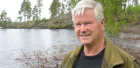 Thorvald Løvenskiod må se langt etter krepsen.