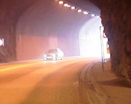 Blir tunnelen stengt? Foto:NRK