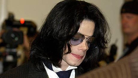 Michael Jackson hadde ingen lett dag i retten på tirsdag. Foto: Scanpix