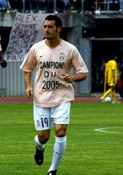 Gianluca Zambrotta (Foto: Reuters/Scanpix)