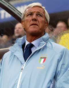 Marcello Lippi var skeptisk før kampstart. (Foto: AP/Scanpix)