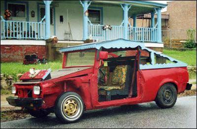 Mange drømmer om en bil som passer perfekt til huset.