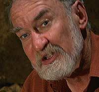 Mike Morwood er professor ved University of New England Menneske og hobbit (Foto: National Geografic)
