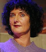 Unni Lindell er ikke fornøyd med Forfatterforeningen. Foto: Scanpix