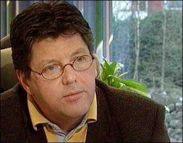 Reidar Sandal. (Foto: NRK)