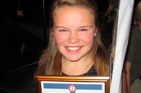 Julie Mathilde Grundt - Årets stjerneskudd