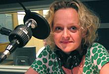 Marianne Meløy er Norgesglassets faste mandagskåsør. Foto: Per Kristian Johansen, NRK