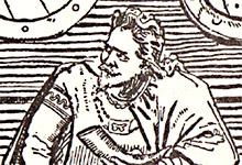Håkon Sigurdsson jarl. Illustrasjon: Christian Krohg