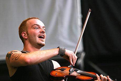 Sveinung Sundli har laget nytt band. Foto: Arne Kristian Gansmo, NRK.