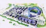 Ny stadion er planlagt på Fornebu