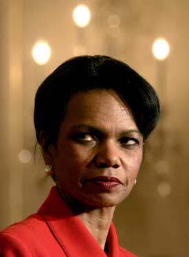 Condoleezza Rice (Foto: Scanpix)