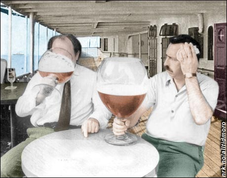 Nye og strengere regler forbyr mannskapet å drikke mer enn et par glass øl under overfarten.