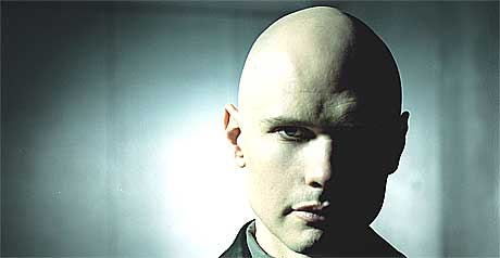 Billy Corgan vil gjenopplive Smashing Pumpkins. Foto: Scanpix.
