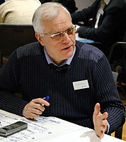 Torbjørn Digernes. Foto: NTNU