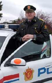Verstingene skal tas: UP-sjef Odd Reidar Humlegård lover kamp mot bilbøllene i sommer.