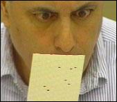 9000 stemmesedler skal telles på nytt (foto: EBU).