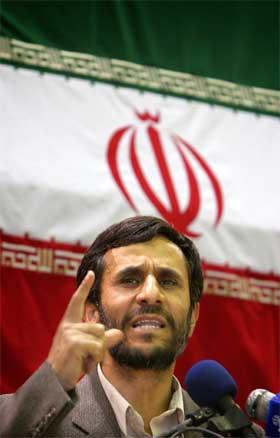 Irans president Mahmoud Ahmadinejad vil ha ein jødisk stat i Europa. (Reuters/Scanpix-foto)
