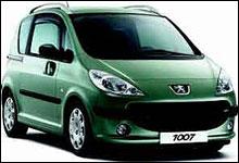 Dette er verdens sikreste bil akkurat nå. (Foto: Peugeot)