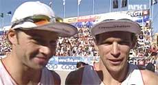 Bård- Inge Pettersen og Iver Horrem (Foto: NRK)