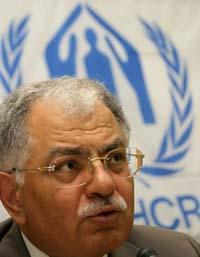 Ass. høykommissær Kamel Morjane ber Norden gi usbekerne asyl. (Foto: V.Pirogov, Reuters)