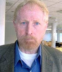 Robert Hermansen. (Foto: Torgeir Skeie, NRK)