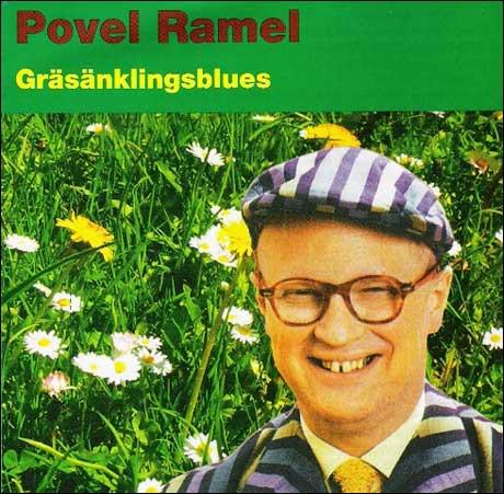 Coveret til samleplaten Gräsänklingsblues.