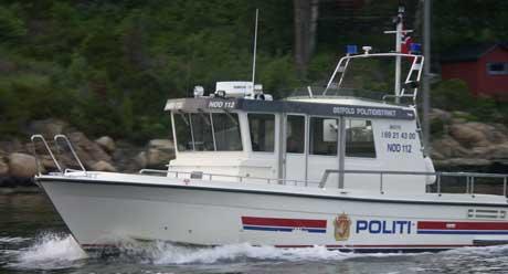 Hvalerpolitiet frykter at det er store mørketall i forhold til båtførere som kjører i alkoholpåvirket tilstand. Foto: Rainer Prang, NRK