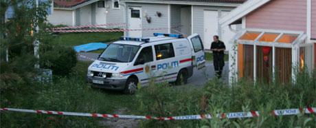 Politiet vil ikke at den siktede 31-åringen skal løslates. (Foto: Morten Holm, Scanpix)