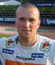 John Anders Bjørkøy. Foto: NRK