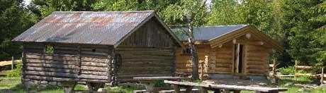 Nordgardsetra i Lardal er en idyllisk plass som er åpen for besøkende hele sommeren.