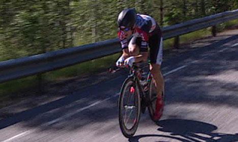 Kurt Asle Arvesen inspirerer til sykkelfeber i Romsdal.