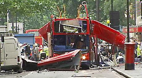 LONDON 7. JULI 2005. Foto: Scanpix/Reuters TV