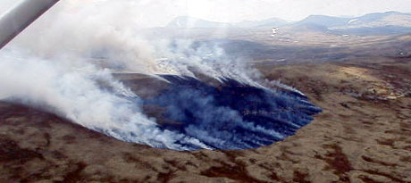 (Alle foto: Brann- og redningstjenesten i Alvdal)