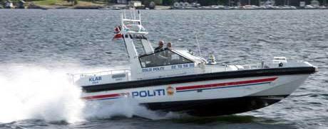 Sunnmørspolitiet drømmer om egen politibåt som denne patruljebåten i Oslofjorden.(Foto: Redningsselskapet)