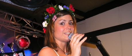 Therese Nilsson vokalist i Tessiz