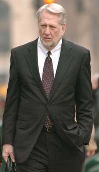 I FENGSEL: Bernard Ebbers har i praksis fått en livstidsstraff for milliardsvindelen. (Foto: AP)
