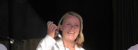 Anne Nørdsti. Foto : Erik Forfod/NRK