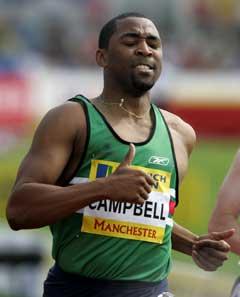 Darren Campbell (Foto: Reuters/Scanpix)