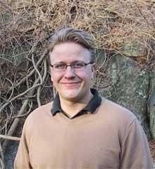 Den svenske Siba-direktøren, Fabian Bengtsson (32), ble bortført i januar (Foto: Siba/Scanpix)