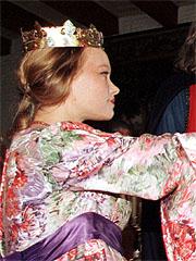 I 1299 giftet Håkon seg med Eufemia av Ruppin. Foto: Erik Johansen / SCANPIX
