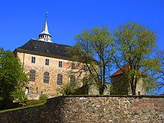 Kong Håkon startet byggingen av Akershus festning. Foto: Halvard Alvik / SCANPIX