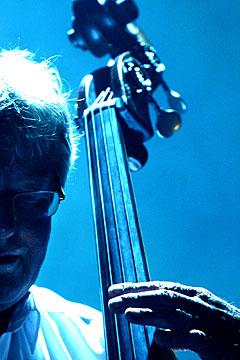 Arild Andersen under åpningskonserten