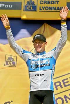 Lance Armstrongs siste Tour har vært en triumferd. (Foto: AP/Scanpix)