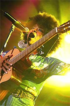 Lauryn Hill kommer rett fra Stockholm Jazz Festival. Foto: Scanpix.