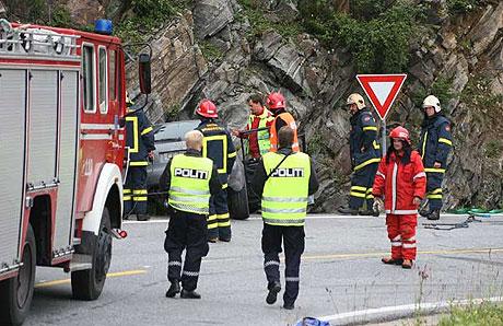 (Foto: Petter Vidar Vågsvær)