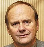 President i NSSR, Magnus Stangeland.