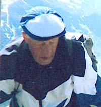 Svarstad hadde på seg denne jakken da han forsvant søndag (privatfoto).