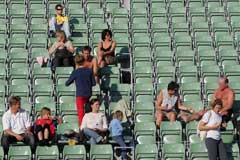 Det mangler nok publikumsplasser til å får et VM eller EM på Nye Bislett Stadion. (Foto: Håkon Mosvold Larsen / SCANPIX)